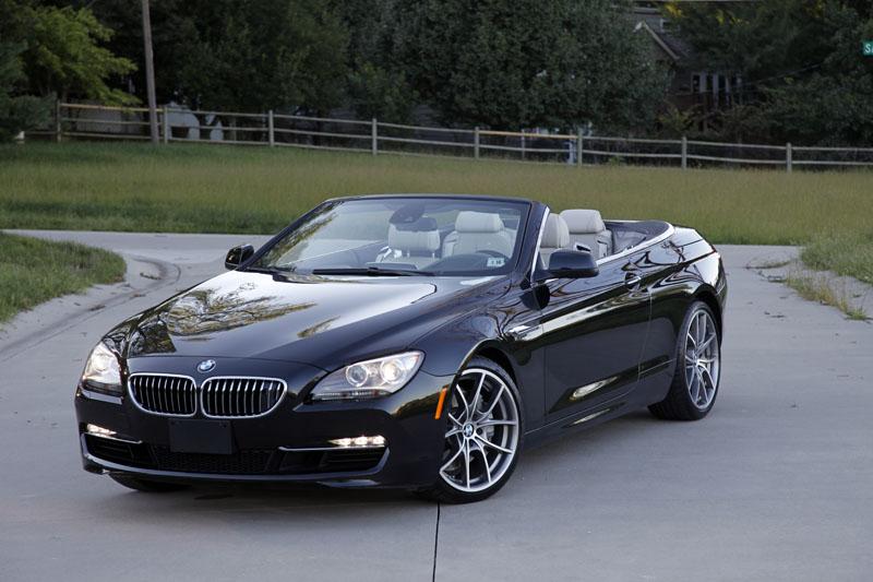 2012 BMW 650i :: Tom Strongman
