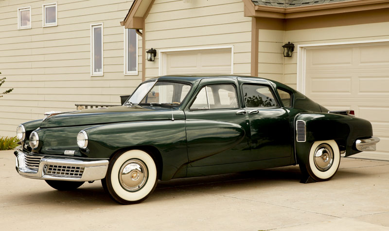 The Tucker 48 Tom Strongman