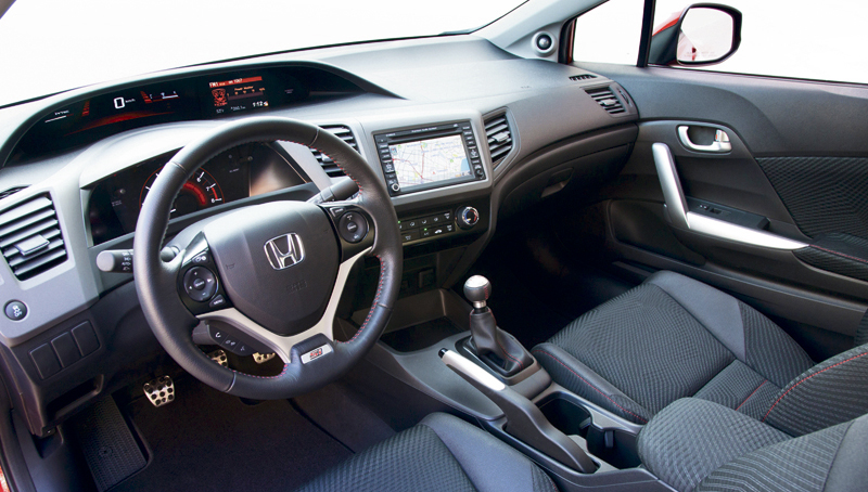 2012 Honda Civic Coupe Ex L Navi Tom Strongman